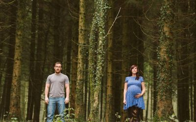 Vikki, Bob and Bump – Maternity Shoot